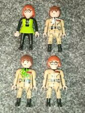 Playmobil Ghost busters Figures