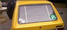 Heckscheibenjalousie Sonnenschutz Golf Fiat Volvo Saab Renault Oldtimer NEU