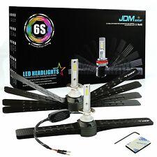 JDM ASTAR 2x 8000LM H1 6000K White LED Headlight Conversion Bulb Hi/ Lo Beam Kit