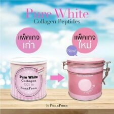 Pure White Collagen 100% by Fonn Fonn Whitening Skin Smooth Radiant Anti-aging