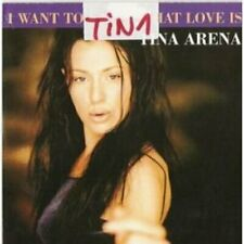 Tina Arena I want to know what love is (2 tracks, 1998, cardsleeve)  [Maxi-CD]