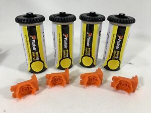 4 Canisters - Paslode 816007 Universal Short Yellow Trim Fuel