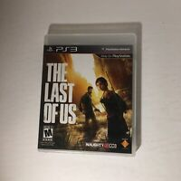 The Last of Us (Sony PlayStation 3, 2013) PS3 TESTED