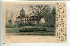Gotha Thüringen - Engl. Kirche 1902