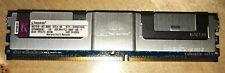 Kingston KTH-XW667-64G 8GB 2Rx4 PC2-5300F FB-DIMM DDR2 Lot of 8