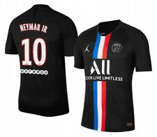 Trikot Nike Paris Saint-Germain 2019-2020 4th Neymar 10 Black Jordan Fourth PSG