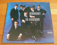 The Association 1966 Valiant Stereo LP Renaissance cLEAn Original First Issue