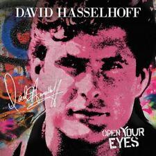 DAVID HASSELHOFF  Open Your Eyes CD melt with you Lips like sugar Sweet Caroline