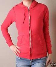 Paul Frank Vintage Full Zip Hoodie (XS) Red