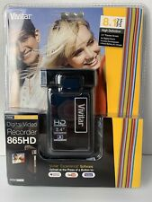 Vivitar DVR 865 HD Digital Recorder, 8.1 Megapixels, Vlogging Cam