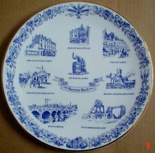 Kirkholme Collectables Collectors Plate BURTON MAIL 1898 - 1998