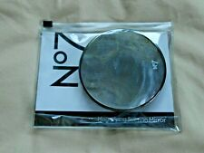 BOOTS No. 7 MAGNIFYING SUCTION ROUND MIRROR + POUCH ~ 12 x MAGNIFICATION