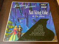 Nat King Cole~Penthouse Serenade~VG++ Capitol INNER~Jazz Swing Pop LP~FAST SHIP