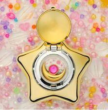 BANDAI Sailor Moon Star Locket GOLD Moonlight Memory Series Music Box Gold ver