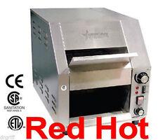 Fma Omcan 19938 Commercial Conveyor Toaster Bagel Bread Toaster  CE-CN-0254-T