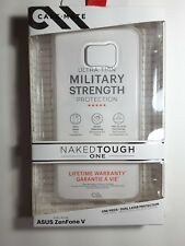 Case-Mate Naked Tough One Clear Protection Case For Asus Zenfone V