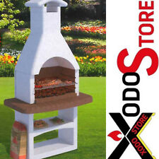 Barbecue Charcoal Tuscan Model Follonica - Calling x Discount