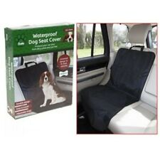 Crufts Pet Dog Waterproof Front / Back / Boot Car Single Seat Cover Protector -
