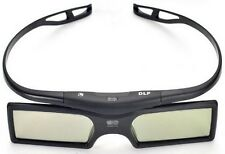 [Sintron] 2X 3D Active Glasses for DLP-Link Optoma 3D Glasses W320UST W401 W415e