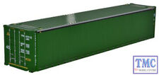 76CONT002 Oxford Diecast Container Green 1/76 Scale OO Gauge