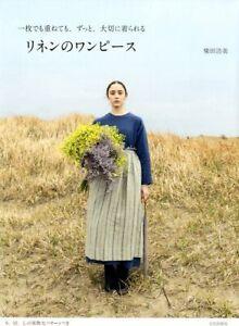Linen Dresses - Japanese Craft Book