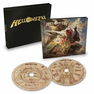 Helloween - Helloween (2021) (Ltd. Ed. 2CD digibook w. 2 bonus tracks) - CD - Ne