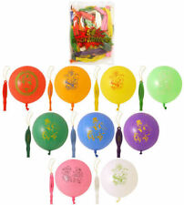 50 Punch Balloons - Balls Pinata Toy Loot/Party Bag Fillers Wedding/Kids