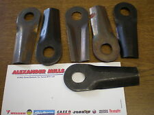 Grass Mower JF Stoll Mower Blade 6pk JF GMS 2800 GMS 3200 Mowers & Some Taarup