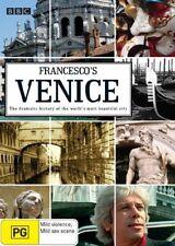 Francesco's Venice (DVD, 2008, 2-Disc Set)R4 New Stock, Genuine & unSealed (D170
