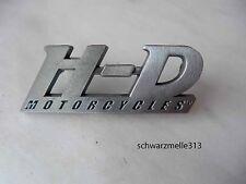 Harley Davidson   H-D  MOTORCICLES  PIN    NEU!