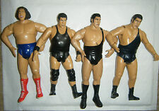 WWE THE 4 FACES OF ANDRE GIANT VARIANS CLASSIC SERIES ACTION WRESTLING FIGURE
