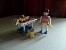 Playmobil Nurse avec bébé Kim 3979