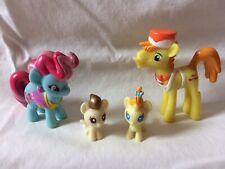 My Little Pony FiM Blind Bag Mini Figures Pumpkin Pound Cake Family Set MLP