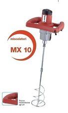 RURMEC MX 10  MISCELATORE COLLA MESCOLATORE CEMENTO MALTA IMPASTATORE CALCE MX10