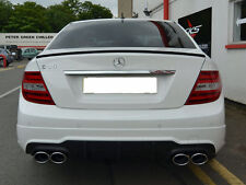 Mercedes AMG C63 W204 C Class Diffuser C63 Diffuser Coupe models from 04/2011