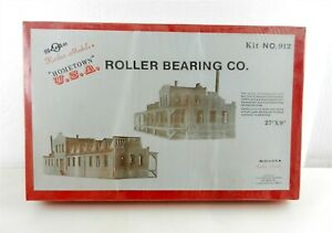 Korber Models Kit #912 ROLLER BEARING CO. ~ NIB W/PLASTIC ~ T177