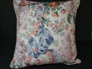 Flowers Square Decorative Bed Pillows For Sale In Stock Ebay