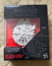 Star Wars The Black Series Millennium Falcon NIB Rare