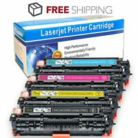 4PK CF380A Color Toner Cartridge Set For HP 312A LaserJet Pro MFP M476dn M476nw