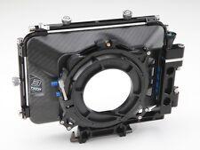 Tilta MB-T03 4*4 Carbon Fiber Matte box for 15mm rail support rig DSLR HDV Rig