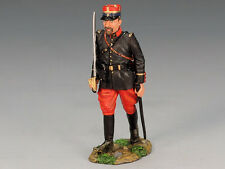 King & Country FW063 Marching Officer (RETIRED)