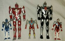 Ultraman 1994 DIC Playmates Toys Action Figure Lot of 5