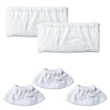 Weiß Reinigungspads-Kit Mopp Waschbar Mehrweg Haushalt Werkzeuge SC4 SC5