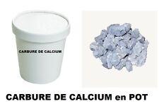 CARBURE DE CALCIUM 1 KG REPULSIF TAUPES RONGEURS ANIMAUX NUISIBLES