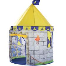 Kids Playhouse Play tent Pop Up Castle Princess Indoor Outdoor Girls Boys Gift