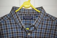 R & Y Large Shirt Long Sleeves Brand New FREE POST Checked  BNWT