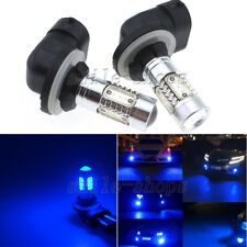 2pcs 881 10K Blue COB LED High Power 11W For Car Fog Driving Light Truck Bulbs