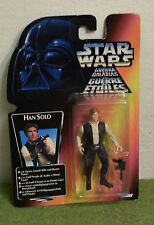 STAR WARS POWER OF THE FORCE TRI LOGO HAN SOLO