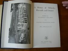 HISTORY BOOK, A History of Helmsley, Rievaulx and District