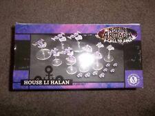 Mongoose Publishing Noble Armada A Call to Arms House Li Halan Fleet Set